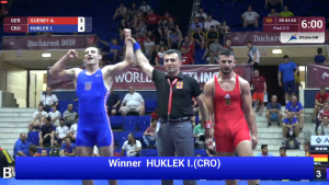 Ivan Huklek vs GER 2016